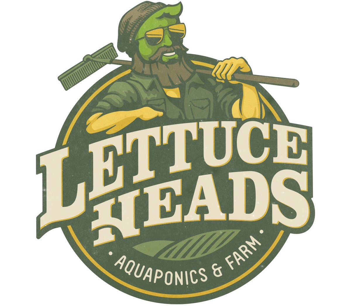 Lettuce Heads Aquaponics and Farm